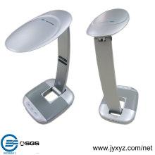 2014 haut de gamme en alliage d'aluminium moulage sous pression bluetooth haut-parleur avec lampe led