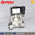 PS normally closed double acting fast acting solenoid valve
