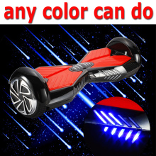 Bode 700 W England Flag Unicycle Hoverboard  Electric