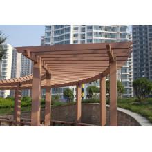 Environnement, amical, écologique, Green WPC Pavilion