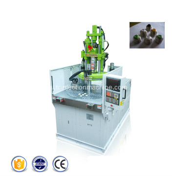 Telefoon Cover Rotary Plastic Injection Moulding Machine