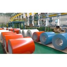 Rolos / Folhas de aço galvanizado com cor prepainted