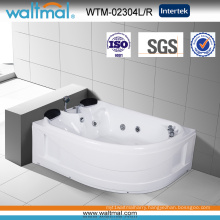 Lovely Two Person Whirlpool Jacuzzi Bathtub