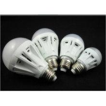 9W 2835 E27 AC220 ~ 240V Bulbo do diodo emissor de luz