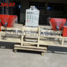 Wooden Pallet feet block Making Machines