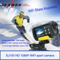 JEXREE câmera de ação quente mini câmera de vídeo