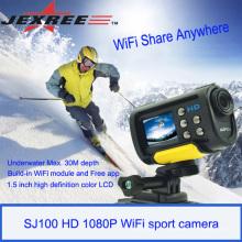 JEXREE caméra vidéo à action rapide caméra mini