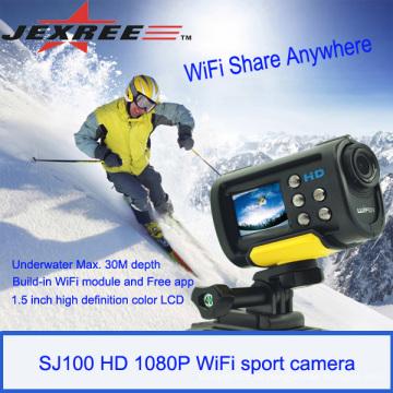 JEXREE heiße Verkaufs-Tätigkeitskamera Mini-Videokamera
