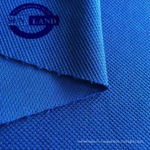Maille lourde en polyester tricoté pour les shorts de rugby