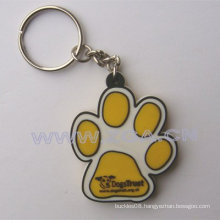 rubber key chain-promotion gift