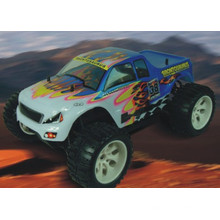 1: 10 Escala 4WD Batery Powered RC Camiones