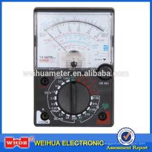 Multímetro analógico Medidor analógico Multímetro Medidor de tensión Medidor de corriente YX360 Tester YX360TRN-A