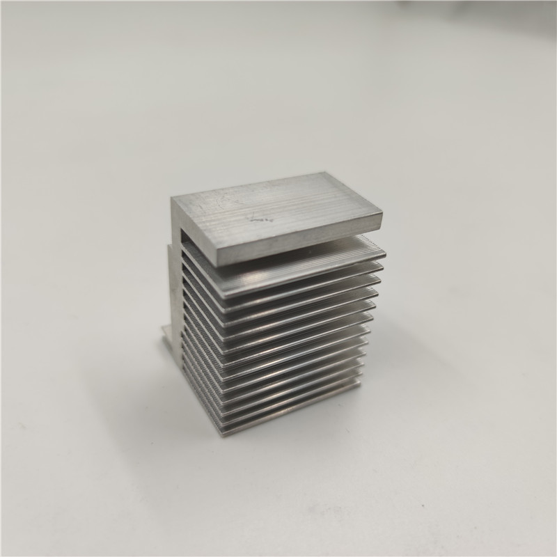 aluminum heat exchange