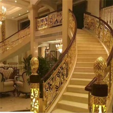 Aluminum Stair Banisters and Railing
