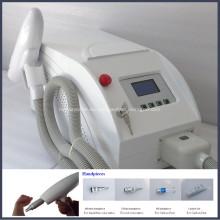 La máquina más nueva del retiro del tatuaje del laser de Nd Yag