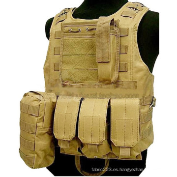 NIJ Iiia UHMWPE a prueba de balas chaleco para el ejército