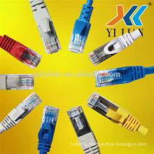 2m 6.5ft parche gigabit lan rj45 computer network cable patch cord cat5e cat6 utp sftp high speed broadband internet