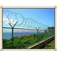 highway road security chain link fence (China best seller)