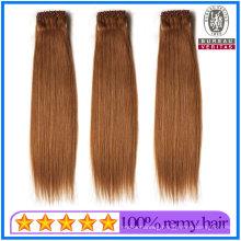 18 Inch Brazilian Hair Remy Human Virgin Hair Micro Bead Hair Extension