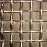 galvanied Crimped Wire Mesh