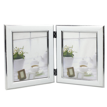"Hot Selling Two Opening 5""X7"" Door Shape Photo Frame"