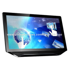 "23"" Touch Monitor with 10-point Capacitive G-G Structure Touch Panel, Certified Win 8, Full HD"