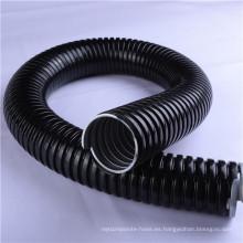 Tubería revestida del conducto del metal del PVC eléctrico de 3/8 pulgadas