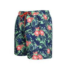 Acepte pantalones cortos de playa personalizados para hombres de tablero asiático