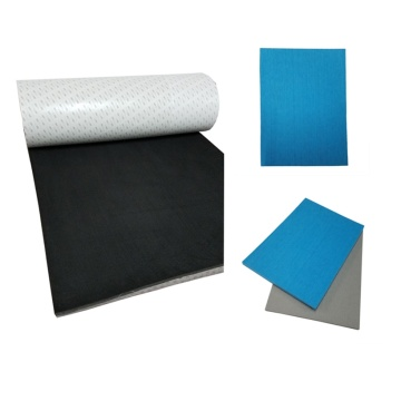 Melors Durable Foam Grips Surf Deck Pad