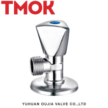 chromed plated stainless steel angle valve