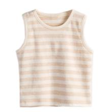 Nature Cotton Striped Baby Summer Vest