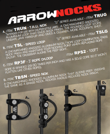 Arrow Nocks