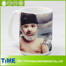 Taza de porcelana para la sublimación personal del tinte (001)