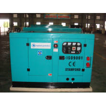 Генератор дизельного генератора мощностью 15кВА Super Silent с двигателем Cummins