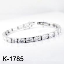 Nueva pulsera de plata de la joyería de la manera de los estilos 925 (K-1785. JPG)