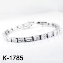 Novo estilo 925 pulseira de prata da jóia da forma (K-1785. JPG)