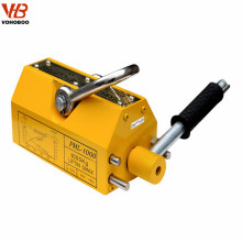 2200Lb 1000KG Steel Magnet Magnetic Lifter Hoist Crane Titanium Alloy Heavy Duty