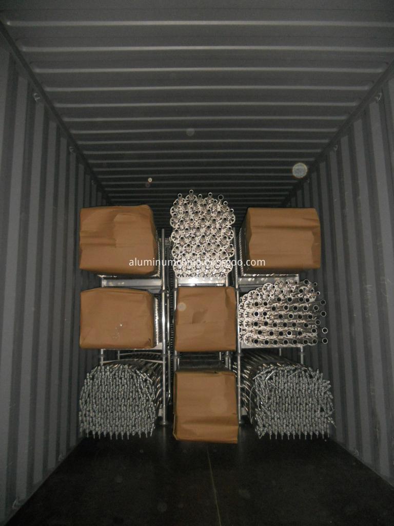 Scaffolding load