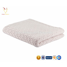 Pure Cable Cashmere Luxe Cobertor De Bebê
