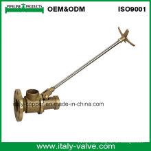 Válvula de bola de flotador de brida de calidad personalizada (AV5036)