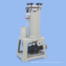 HFG 30L / min.-520L / min. Filtro resistente a ácidos y álcalis