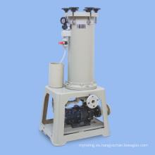 Filtro personalizado resistente a ácidos y álcalis