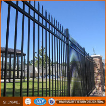 Decorative Wrought Iron Fence Exterior Iron Fence
