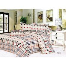 Hochwertige 100% Baumwolle bedruckte Großhandel Bettwäsche Stoff