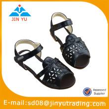 Nouvelle sandale de gladiateur fille modèle