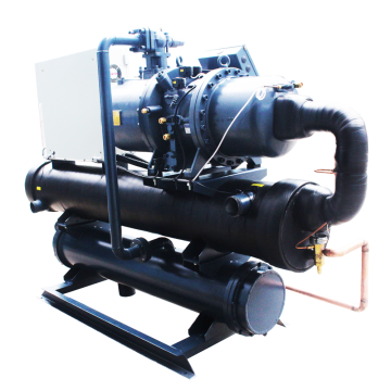 Top quality professional water cooled screw chiller