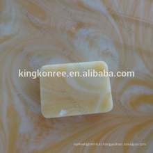 KKR Bright Microlite stone marble slab/artificial stone/stone