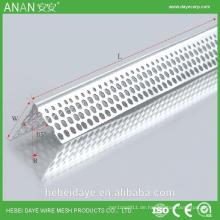 Heißer Verkaufssilber große Metallfliese-Wandschutz-Eckkugel für Beton