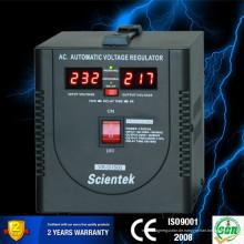 Fabrikverkauf! LED-Anzeige 1500VA Regler-Stabilisator AVR