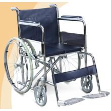 Fauteuil roulant manuel Chrome Steel FS810Y